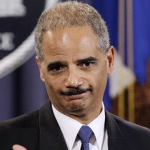 Eric Holder protected big bankers