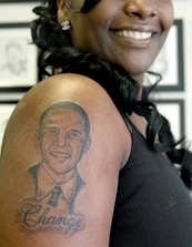 The black code why obama still owns the black vote for Does obama have a tattoo