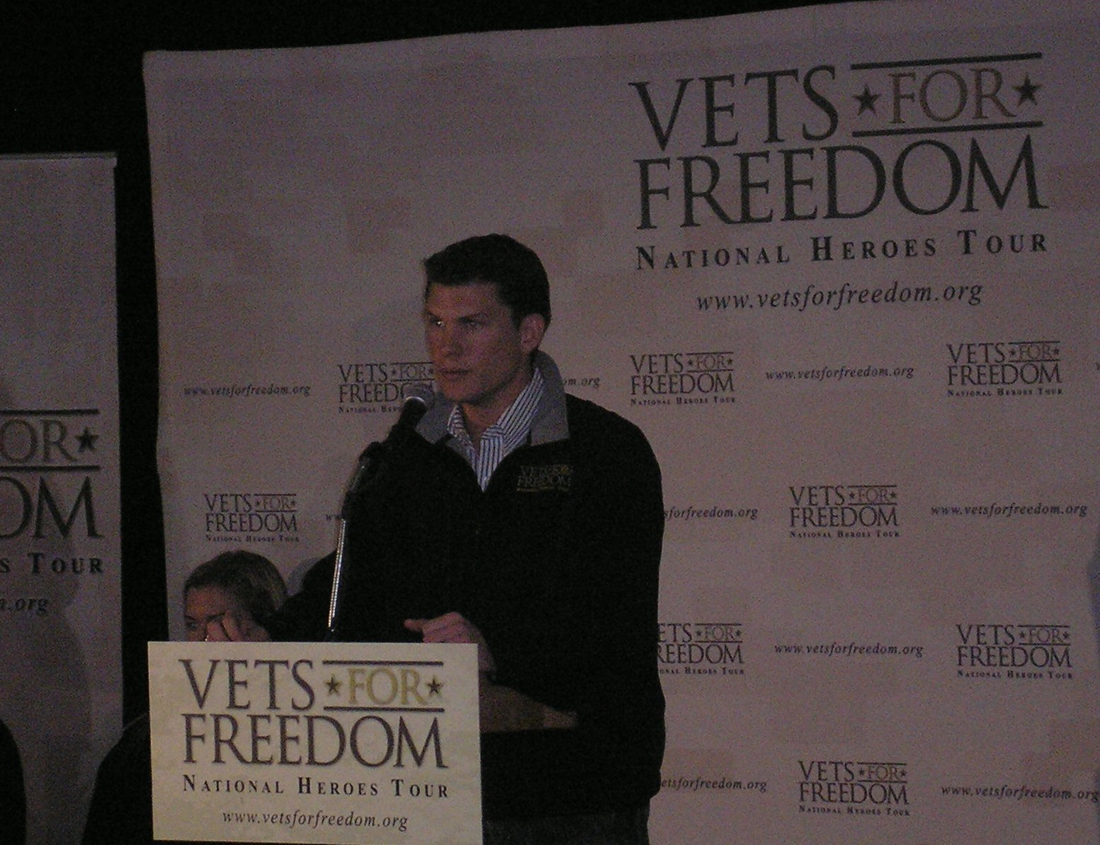 Capt. Pete Hegseth