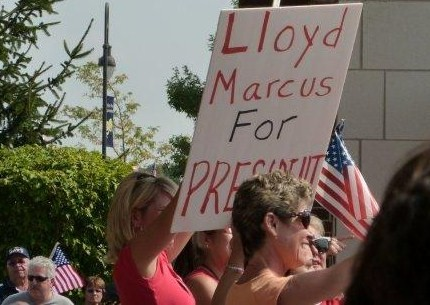 Lloyd for president