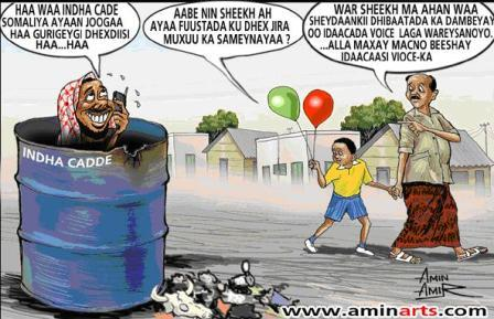Somali cartoon
