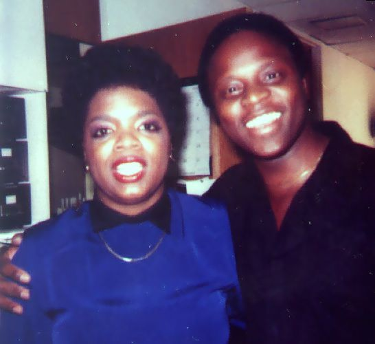 After My Mom Died I Used A Letter She Wrote Me And Got: Farewell, Oprah: How About A Gift To Black America Before