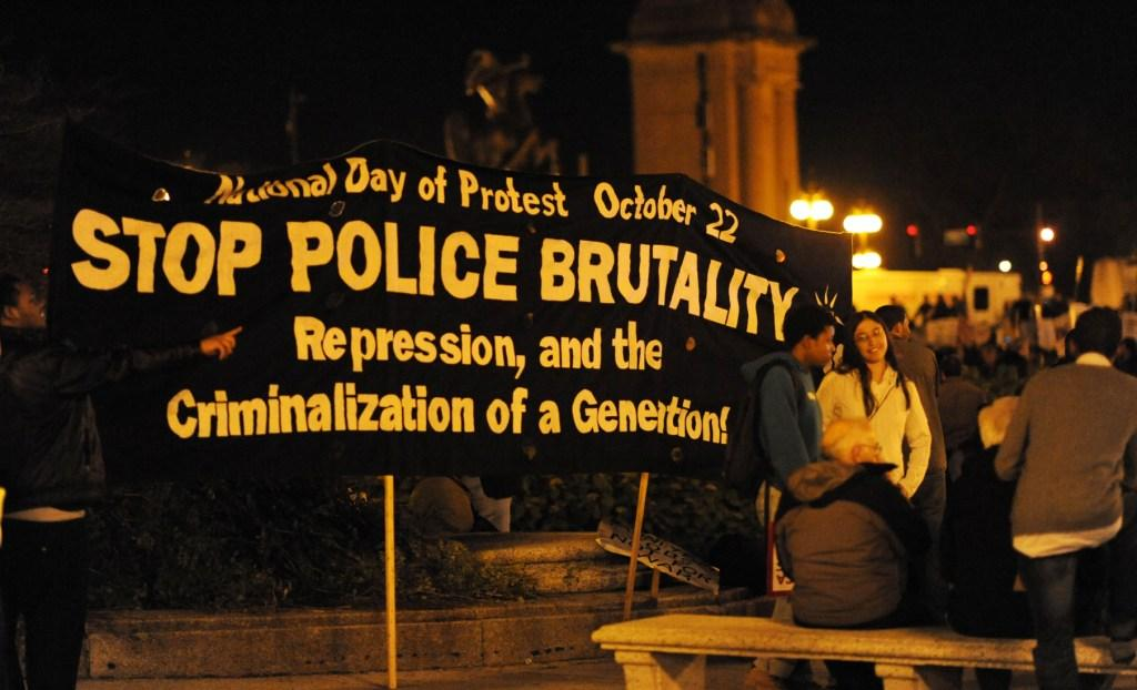Police Brutality Research Paper Outline