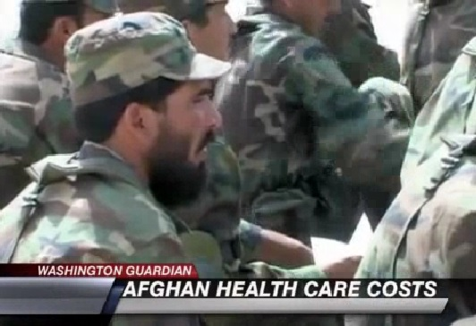 Taxpayers Foot the Bill for Afghan Health