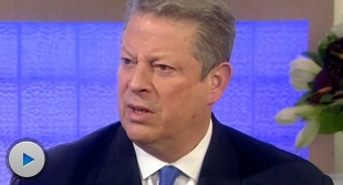 Al 'Jazeera' Gore Falls Back to Earth as Media Elite Taunt Global Warming Hypocrisy