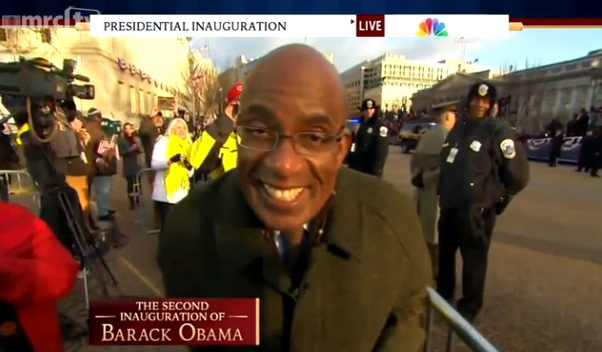 Fawning Media: Al Roker Screams His Head Off for Obama and Biden