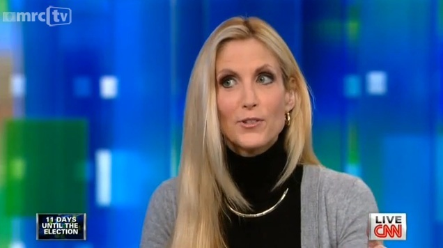 Ann Coulter Tells Piers Morgan He's a 'Sexist, Misogynist Pig' with a 'Teeny, Tiny, Male Ego'