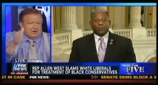 Bob Beckel Goes Off on Allen West
