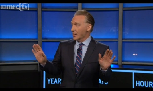 Bill Maher Threatens Romney Supporters: 'Black People Know Who You Are and They Will Come After You'
