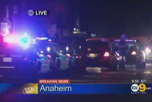California Cop Shooting Escalates Violence