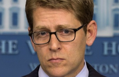 Look Who Upset Poor Jay Carney