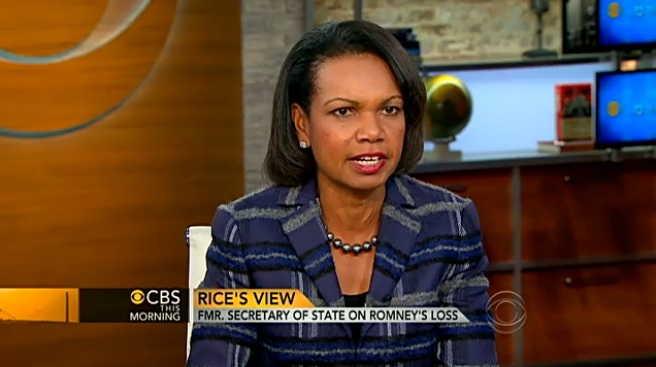 Condoleezza Rice: GOP Needs 'Even Bigger Tent' for 'Broadly Popular' Political Philosophy