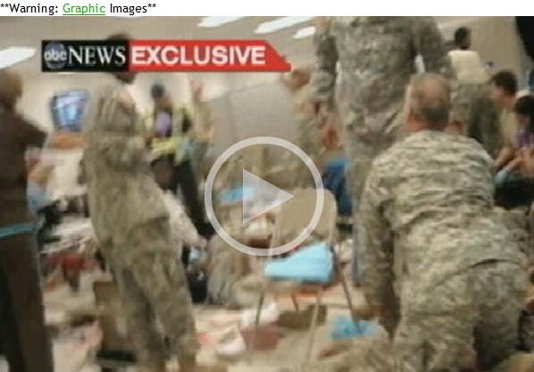 Dramatic New Video: Fort Hood Shooting - Terrorist Attack or 'Workplace Violence'?