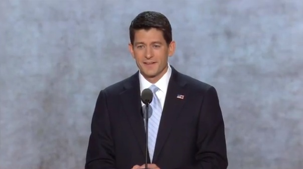 GOP Convention: Paul Ryan on Success, Leadership and the Future
