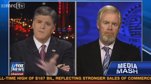 Media Mash - Brent Bozell of the Media Research Center Discusses Election Reactions with Hannity