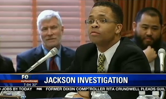 Jesse Jackson Jr. Wants 'Disability Pay' to Resign from Congress After Illegal Campaign Spending Caught By Feds