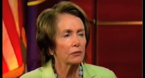 Pelosi Refuses to Acknowledge 'President Romney'