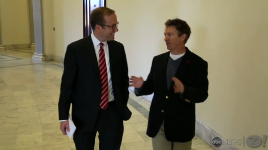 Rand Paul: 'Not Going to Deny That I'm Interested' in 2016
