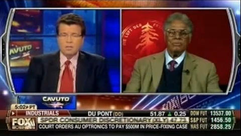 Thomas Sowell: Barack Obama is worse than Jimmy Carter