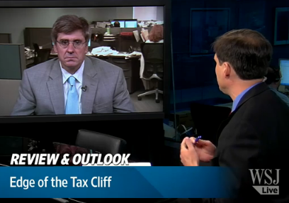 Edge of the Tax Cliff