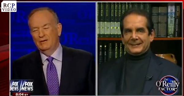 Krauthammer: We Could Be Looking At the Collapse of American Liberalism