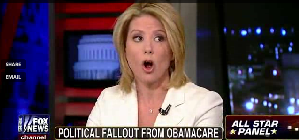 Kirsten Powers Slams Obamacare Excuses: 'My Blood Pressure Goes Up'
