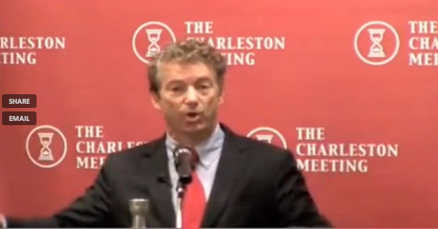 Rand Paul: Obama Thinks Americans are Stupid